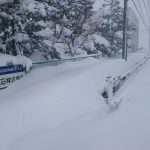 【お知らせ】大雪による営業時間の変更